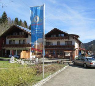 Hotel mit Terrasse