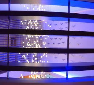 Rezeption von Etage 2 Sensimar Side Resort & Spa