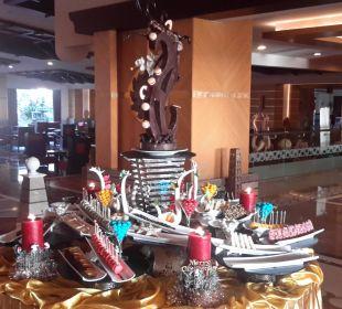 Weihnachtsplätzchen Hotel Royal Dragon