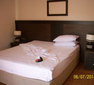 Tolles bequemes Bett Hotel The One Club