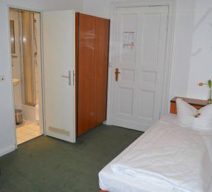 Einzelzimmer Hotel Tiergarten Berlin