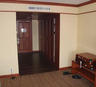 Großes Zimmer Hotel Holiday Inn Chiangmai