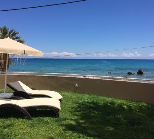 Am Pool im Hotel Hotel Corissia Princess