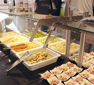 Salatbuffet - Für jeden Gaumen das passende dabei Die Gams Hotel - Resort