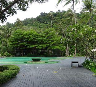Pool and Garden Hotel Mercure Koh Chang Hideaway