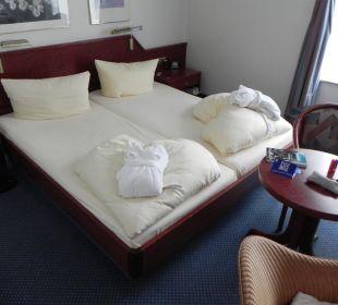 Bett Inselhotel König
