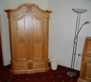 Fernsehschrank Suite Leopold Vital Hotel Zum Ritter