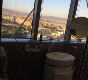 Aussicht vom Hotelzimmer T Hotel