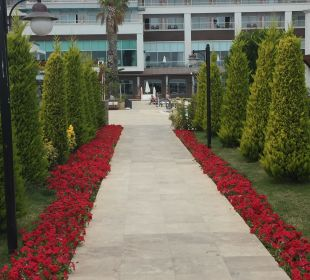 Garten Kilikya Palace Göynük