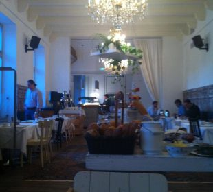 """Der sog. """"Speisesaal"""", sehr nett Hotel Wiesler"""