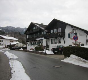 Außen Hotel Trifthof