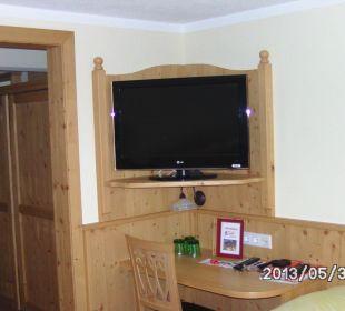 Zimmer mit Flach-TV Alpengasthof Enzianhof