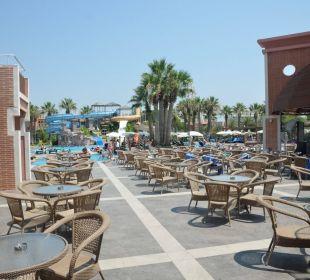 Bar von Pool Club Mega Saray