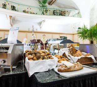 Frühstücksbuffet Hotel Terrace