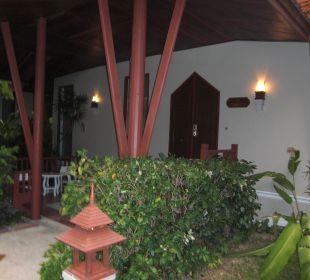 Eingang Pool Villa Samui Buri Beach Resort & Spa