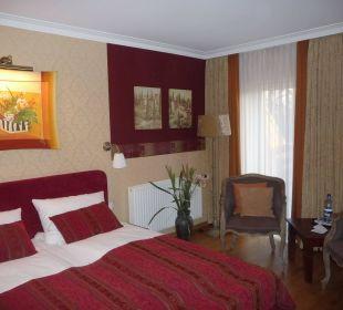 Zimmer Hotel Landhaus Wremer Deel
