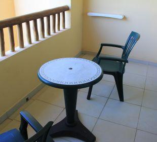 Balkon IBEROSTAR Hotel Bahia