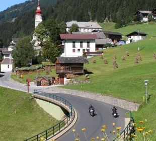Mit dem Motorrad durch das Lesachtal Gasthof Paternwirt