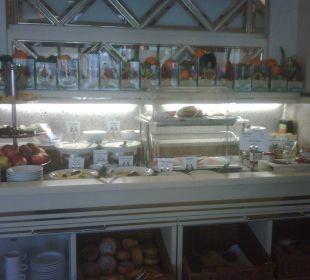 Frühstücksbuffet Hotel Capricorno