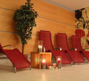 Ruheraum Sauna Kongresshotel Potsdam am Templiner See