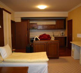 Aufbettung zum DZ Hotel Residence