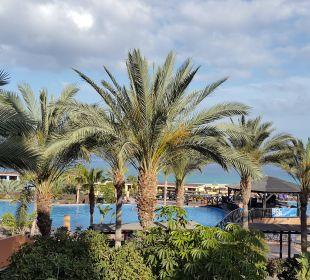Pool-Anlage, aber nicht Premium-Bereich Hotel Barceló Jandia Club Premium
