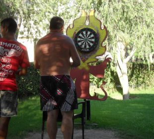 Dart Spiel  Belek Beach Resort Hotel