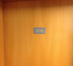 Mein Zimmer Nr. 309 Businesshotel Berlin