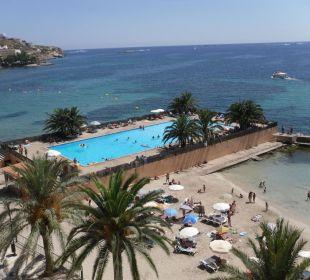 Meerwasser-Pool