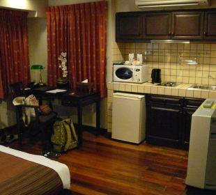 Mit Küchenzeile Hotel Siam Heritage
