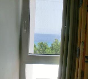 Schlafzimmerfenster Suitehotel Monte Marina Playa