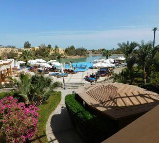 Poolbereich Arena Inn Hotel, El Gouna