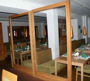 Speiseraum Hotel Bon Alpina