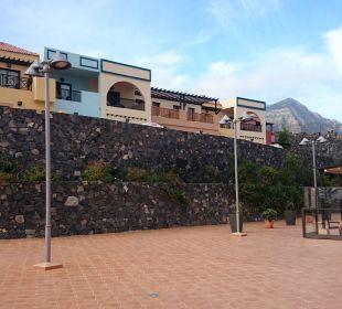 1. Ebene mit Speisebereich Hotel Luz Del Mar