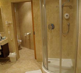 Badezimmer Alphotel Tyrol