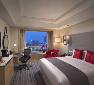 Premier Club Room Carlton Hotel Singapore