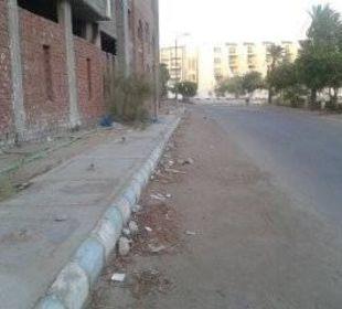 Nachbargebäude Hotel Shams Safaga