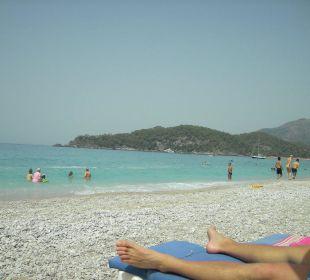 Strand Blue Lagoon Hotel Oludeniz
