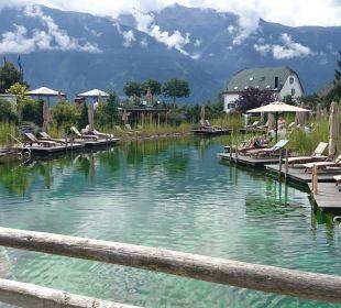 Badeteich Alpenresort Schwarz