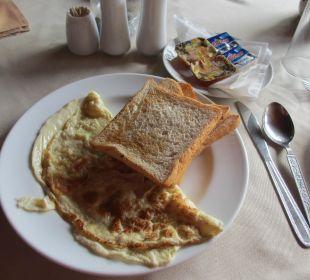 Frühstück Shalimar Hotel
