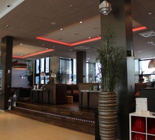 Lobby Leonardo Royal Hotel Munich
