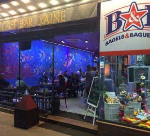 Bagels&Baguettes Hotel Xaine Park