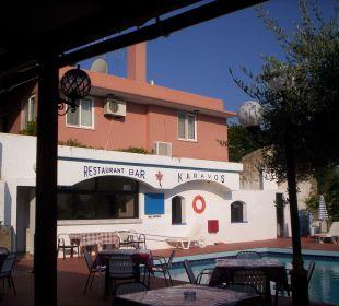 Hotel mit pool Hotel Karavos