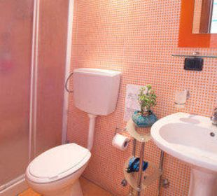 Bathroom Bellini Hotel Globetrotter