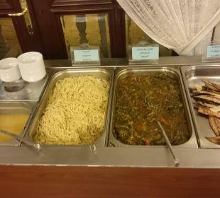 Warme Speisen  Aspen Hotel