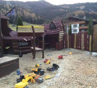 Spielplatz Leading Family Hotel & Resort Alpenrose