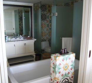 Badezimmer Hotel Rest Detail Hua Hin