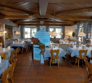 Gemülicher Speisesaal Aktivhotel & Gasthof Schmelz