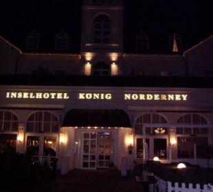 Am Abend Inselhotel König