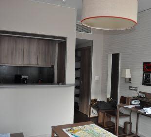 VUE GENERALE Adagio City Aparthotel Berlin Kurfürstendamm